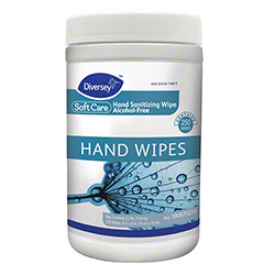 Diversey™ Soft Care® Hand Sanitizing Wipe - 250 ct.