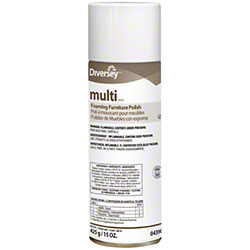 Diversey Multi™ Foam Spray Cleaner - 15 oz. Aerosol