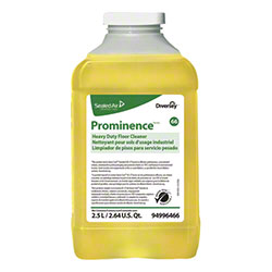 Diversey Prominence™ HD Floor Cleaner - 2.5 L J-Fill®