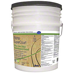 Diversey™ Bona SuperCourt® Ultra Low Odor Finish