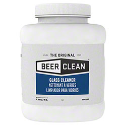 Beer Clean® Glass Cleaner - 4 lb.