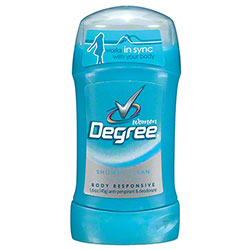 Degree® Anti-Perspirant Invisible Solid - 1.6 oz.