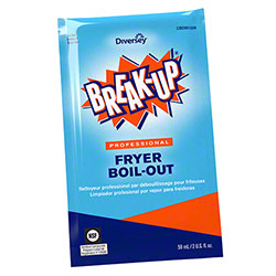 Diversey Break-Up® Professional Fryer Boil-Out - 2 oz.
