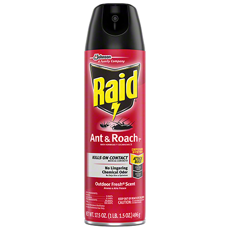 Raid® Ant & Roach Killer - 17.5 oz., Outdoor Fresh