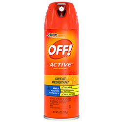 OFF! Active® Insect Repellent Aerosol - 6 oz.