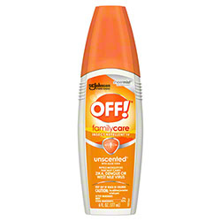 OFF!® FamilyCare Insect Repellent IV Pump Spray - 6 oz.
