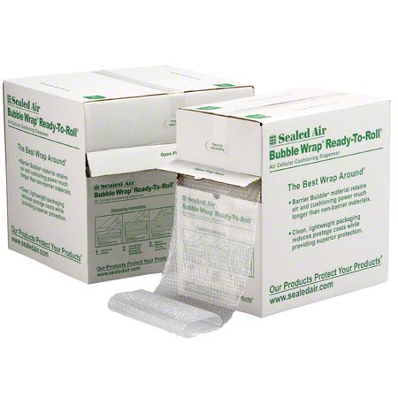 Sealed Air® Bubble Wrap® Ready-to-Roll® Dispenser