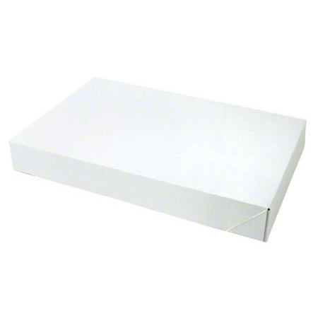 "Shamrock White Frost Two-Piece Pop-Up-11 1/2""x5 1/2""x1 1/2"""