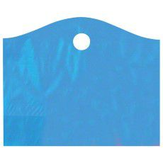 "Shamrock Super Wave® Bag - 22"" x 18"" x 8"", Lagoon Blue"