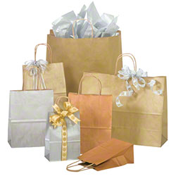 Shamrock Precious Metals Shopping Bags
