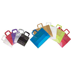 Shamrock Colors High Density Shopping Bags