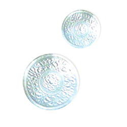 Shamrock Silver Medallion Seals