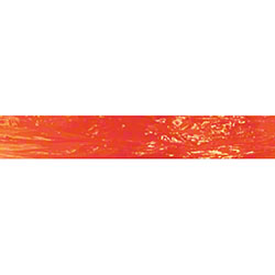 Shamrock Orange Pearlized Nylon Wraphia® - 100 yds