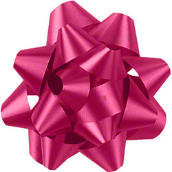 Shamrock Beauty 14 Loop Star Bow - 2 3/4""