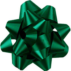 Shamrock Hunter 14 Loop Star Bow - 2 3/4""