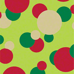 Shamrock Christmas Dots