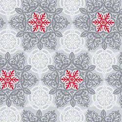 Shamrock Christmas Lace Gift Wrap - 833'