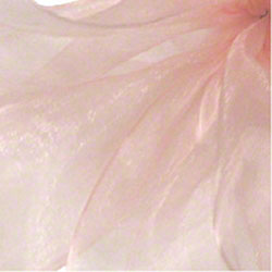 Shamrock Light Pink Simply Sheer Asiana Ribbon