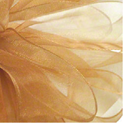 Shamrock Old Gold Simply Sheer Asiana Ribbon