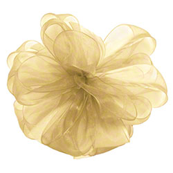 Shamrock Gold Simply Sheer Asiana Ribbon