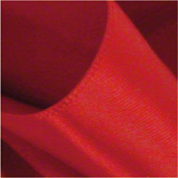 Shamrock Red Double Face Satin Ribbon