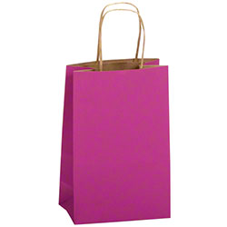 Shamrock Natural Smooth Paper Shopping Bags