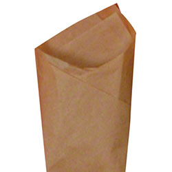 "Shamrock 10 Lb. Recycled Kraft Tissue - 20"" x 30"", Quire"