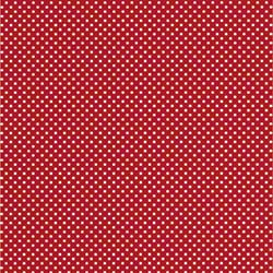 Shamrock Red Swiss Gift Wrap