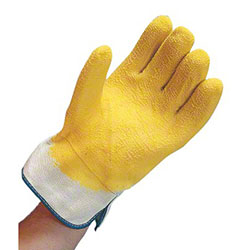 San Jamar® Oyster Shucking Glove - One Size Fits Most