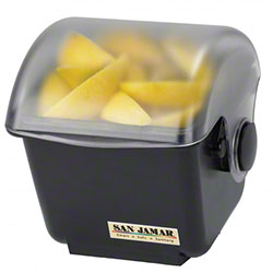 San Jamar® Mini Dome® 1 Qt. Condiment Center