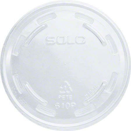 Solo® Cold Cup No Slot Lid - For 9 oz. to 10 oz.