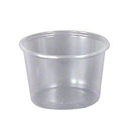Sweetheart® M-Line Food Container - 16 oz., Clear