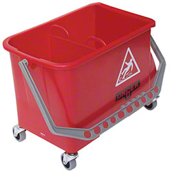 Unger® Smart Color 15L Bucket - 4 Gal., Red