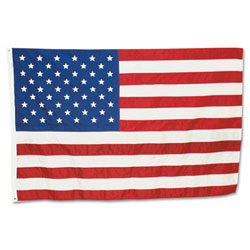 Heavyweight Nylon All-Weather Outdoor U.S. Flag - 4' x 6'
