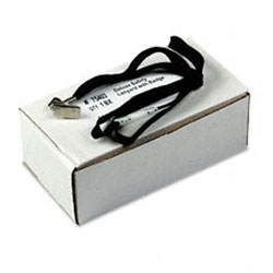"""Advantus® 36"""" Deluxe Safety Lanyard - Clip Style"""