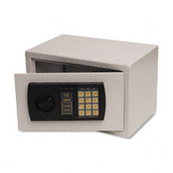 Gary Personal Security Safe - Light Gray