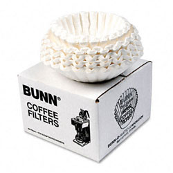 Bunn® 12-Cup Flat Bottom Coffee Filters