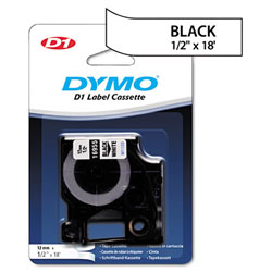 Dymo® D1 Permanent High Performance Polyester Label Tape