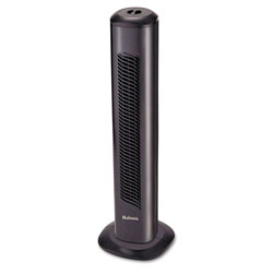 Holmes® Black 3 Speed Oscillating Tower Fan