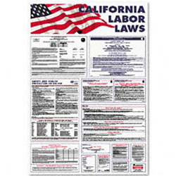 Advantus® Labor Low Poster - State/Federal Combo Pack