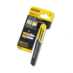 Stanley® Quickpoint™ Snap-Off Retractable Knife