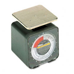 Pelouze® Radial Dial Package Scale - 5 lb. Capacity