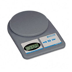 """Salter Brecknell 11 lb Weight Only Scale - 5 1/2"""" dia."""