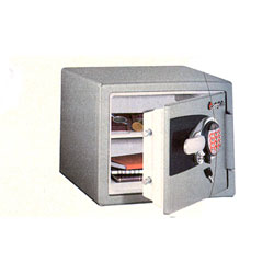 Fire-Safe® Home/Office Safe - LCD Electronic Lock