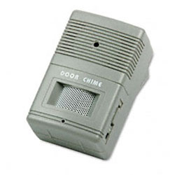 Tatco Visitor Chime - Gray