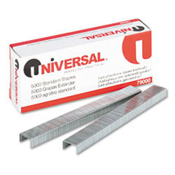 Universal Standard Chisel Point Staples