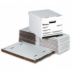 Universal™ Lift-Off Lid Letter/Legal Size Storage Files