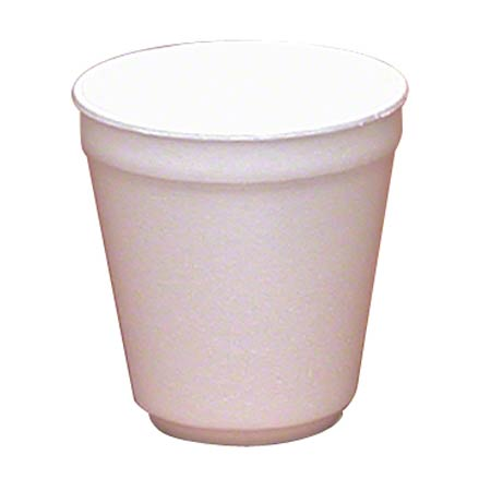 WinCup® White Foam Food Container - 16 oz.