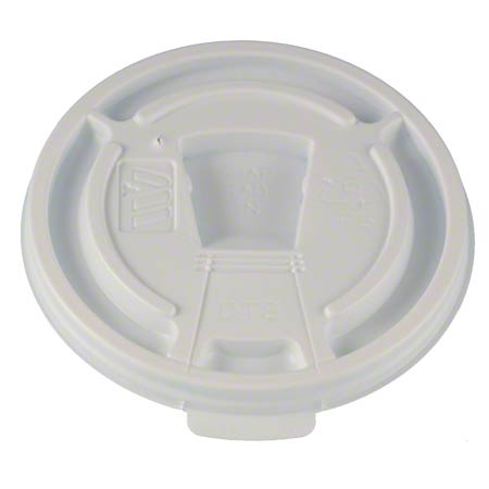 WinCup® Drink-Thru Tear Tab Straw Slot Lock Back Lid