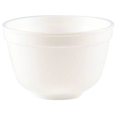 WinCup® White Foam Food Container - 32 oz.